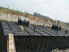 抗浮式BDF地埋箱泵一体化消防水池提供3CF