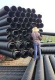 湖南永州中財鋼帶管中財增強螺旋管PE塑料管
