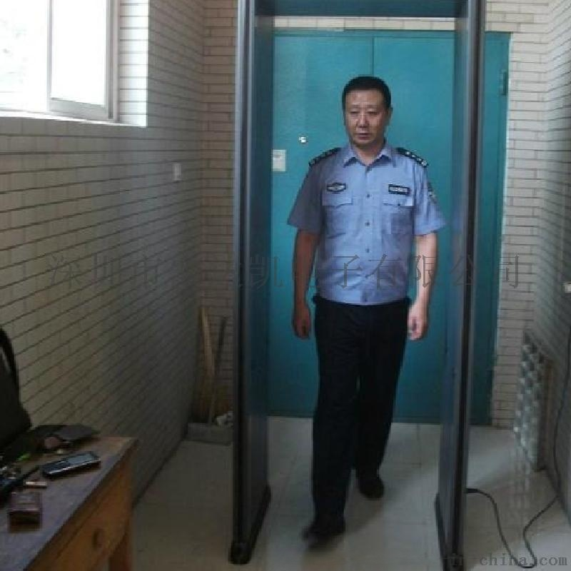 金華體溫檢測門 金華熱成像攝像機體溫檢測門