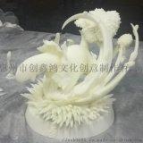 高精度光敏樹脂動漫手辦模型3D列印