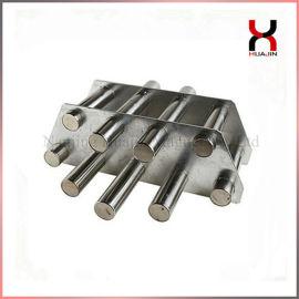 强力5管7管9管11管磁力架 注塑干燥机料斗磁力架