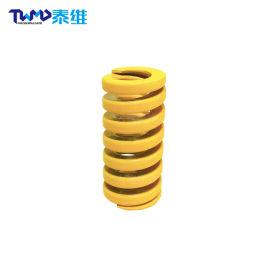 ISO欧标重载荷矩形模具弹簧 弹簧制造商黄色CIB