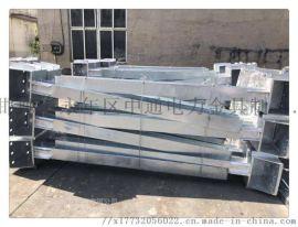 上海金属声屏障立柱厂家,热镀锌渗锌