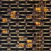 竹節造型衝孔鋁單板 魚鱗片造型鋁單板幕牆