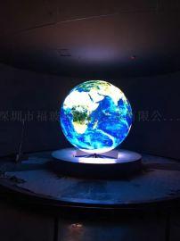 娱乐传媒球型室内p5LED高清显示屏