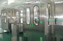 果粒饮料灌装生产线 果汁加工设备厂家(科信机械)