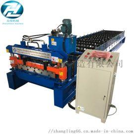 686彩钢板压瓦机 定制686压瓦机 快速压瓦机