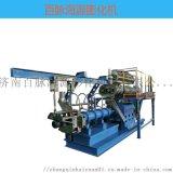 时产3吨鱼饲料设备厂家 水产饲料膨化机
