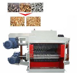 山东木材破碎机设备 木片机厂家