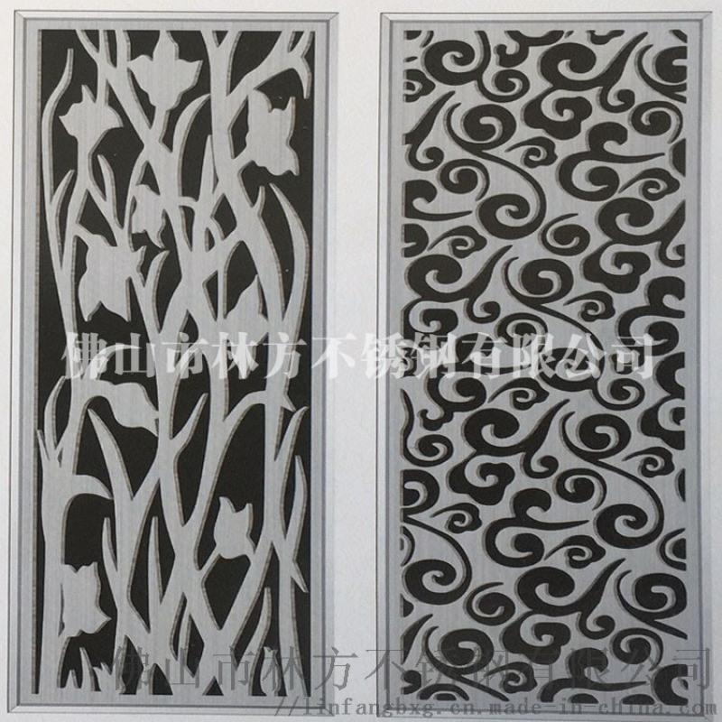 建筑工程装饰不锈钢门花 欧式304不锈钢门花供应