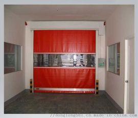 PVC快速捲簾門 工業門 車庫專用快速卷閘門