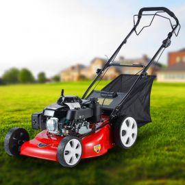 自走式割草打草机 园林植保手推式除草机 汽油草坪机