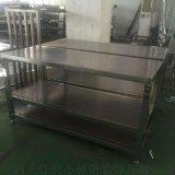 西安江兴可定做各种尺寸不锈钢工作台