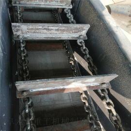 埋刮板机叉型链轮啮合方式 负压吸取废料装置 LJX