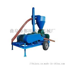 农用气力抽吸机 低压输灰料封泵 六九重工 大倾角输