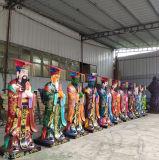 阎罗十王佛像 十殿阎王神像厂家 东岳大帝神像雕塑