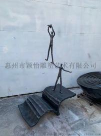 玻璃钢人体雕塑-雕塑工厂