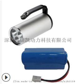 钓鱼灯专用锂电池组 11.1V 1800mAh
