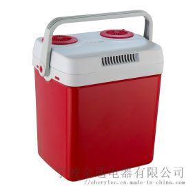 餘通20L便攜製冷制熱冷藏旅行車載冰箱 電子冰箱