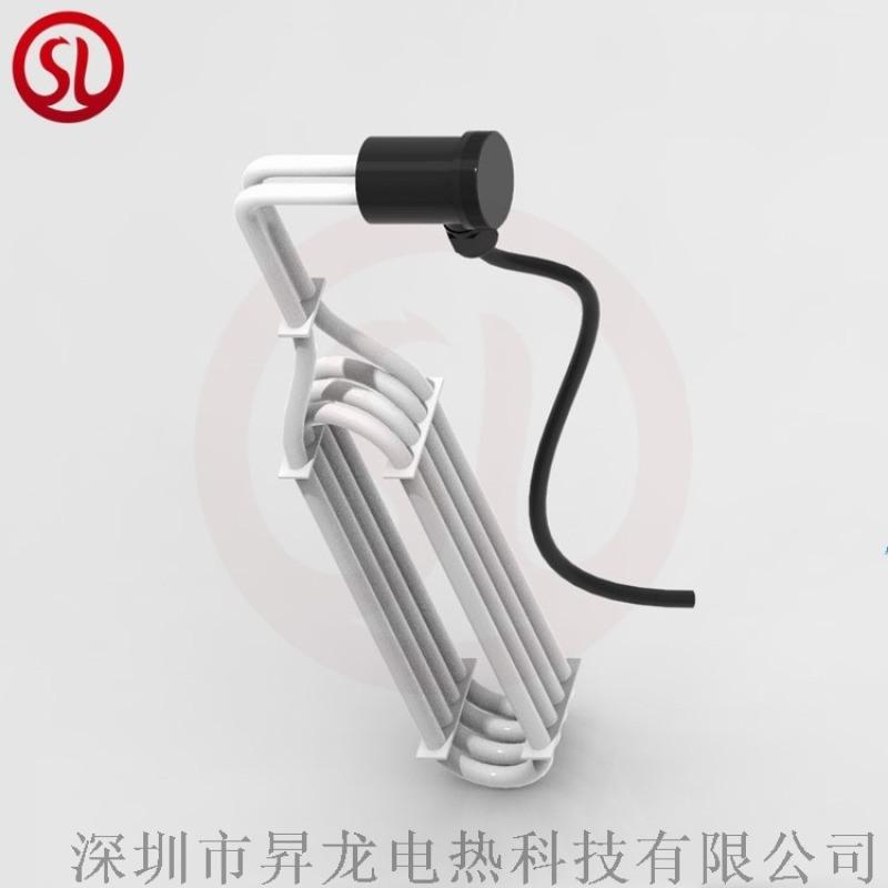 铁氟龙加热管380V聚四氟乙烯耐腐蚀