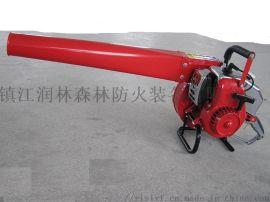 林晟便携式汽油吹风机背负式吹雪机 大功率风力灭火机