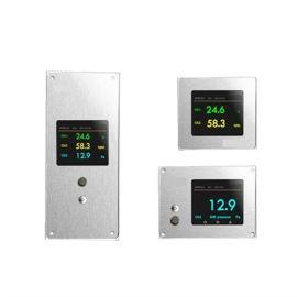 嵌入式多功能环境温度/湿度/差压显示器/变送器