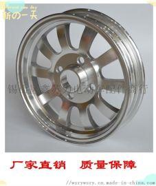 电动三轮车轮毂12寸2.5宽四轮车轮毂电动车配件