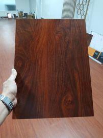 不锈钢热转印仿木纹板 覆膜热转印木纹装饰板定制