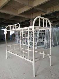 深圳民工工地上下铁床-员工宿舍铁床