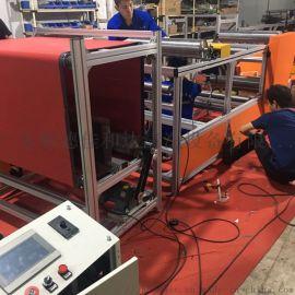 广东熔喷布收卷机,自动分切收料机收卷机