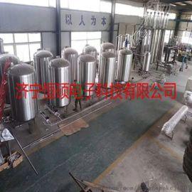 超声波提取罐(HSCT-G500L提取设备)