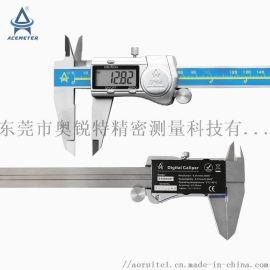 供应奥锐特电子数显游标卡尺东莞0-150mm卡尺