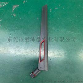 新款高增益双频段路由天线WIFI刀形橡胶天线