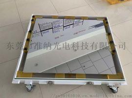 进口 JGS1材料制 耐高温石英玻璃 800*900*10MM