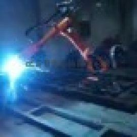 沈阳2米焊接机器人自动化