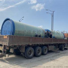 工艺指导地埋预制式一体化泵站