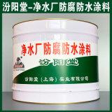 淨水廠防腐防水塗料、生產銷售、淨水廠防腐防水塗料