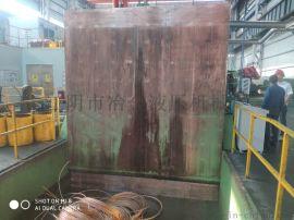Y81-315吨废钢打包机介绍及优点、铝型材压包机