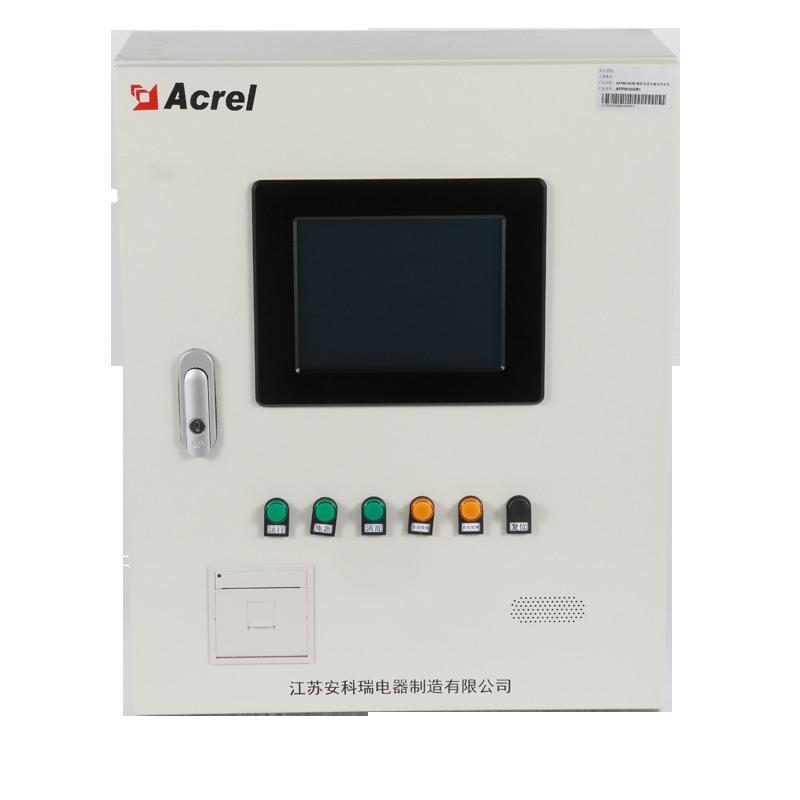 监控128个点位二总线通讯消防设备电源监控系统