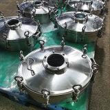 發酵設備 玻璃發酵罐 衛生級橢圓人孔