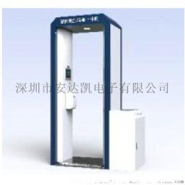 测温通道系统 自动化人脸识别测温通道