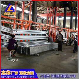 喷塑护栏板地方公路护栏板实体厂家