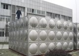 抗浮式地埋箱泵一体化大模块水箱组成