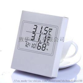 双通道电子时间测温钟机芯,致华