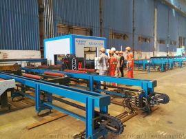 H型钢切割机器人-型钢切割生产线厂家-山东凯达