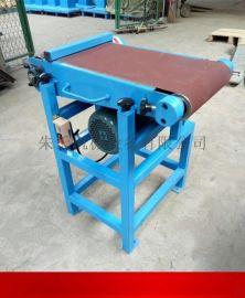 平面砂带机砂光打磨抛光机兼拉丝简易型砂带平面抛光机