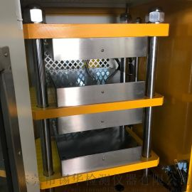 厂家热压成型机 自动开模电动加硫成型机