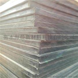 桥梁橡胶块加厚工业橡胶垫缓冲垫缓冲板桥梁减震垫块板
