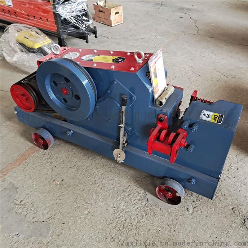 建筑工地专用GQ40钢筋切断机 螺纹钢圆钢截断机