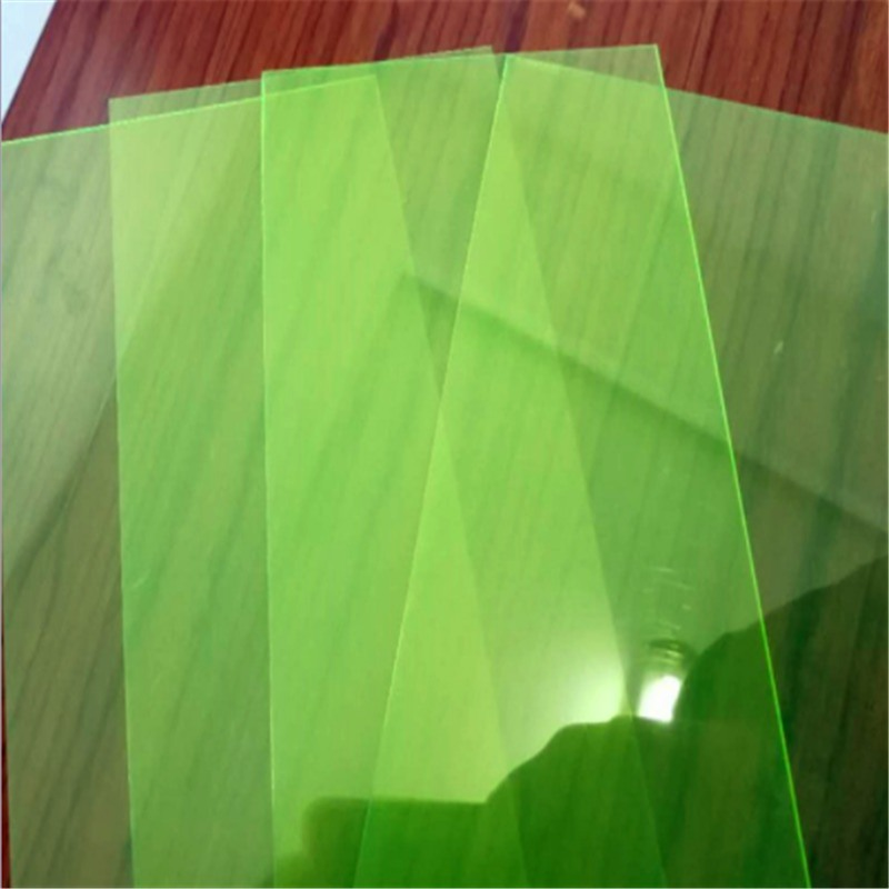 PVC彩色片